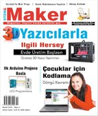 Stem-Maker Magazine-Sayı 2