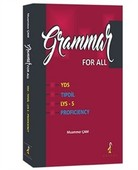 Grammar For All YDS Tıp Dil LYS 5 Proficiency