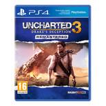 Uncharted3:Drake'sDeceptionPS4