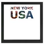 decARTHOME New York Anı Çerçevesi Siyah