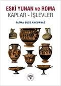 Eski Yunan ve Roma Kaplar - İşlevler