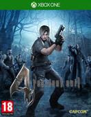 Resident Evil 4 XBOX1