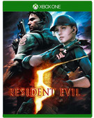 Resident Evil 5 XBOX1