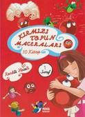 1.Sınıf Kırmızı Topun Maceraları - 10 Kitap Takım