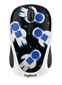 Logitech M238 Wireless Mouse-SPACEMAN