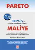 Pareto KPSS ve Kurum Sınavlarına Yönelik Maliye