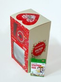 Fujifilm Instax Mini 25 Gift Box Red FOTSI00048