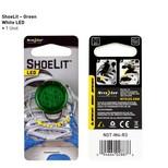 Nite Ize ShoeLit Ayakkabı Isıgı-Yeşil NST-M4-R3