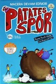 Patates Spor Macera Devam Ediyor 2.Set - 5 Kitap Takım