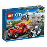 Lego-City Tow Truck Trouble 60137
