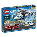 Lego-City Highspeed Chase 60138