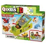Qixels-3D Tasarım Makine Yapım Oyuncağı 87053