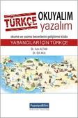 Türkçe Okuyalım Yazalım - Yabancılar İçin Türkçe
