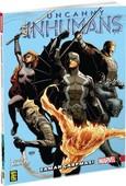 Uncanny Inhumans 1 - Zaman Çarpması
