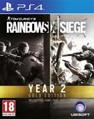 Tom Clancy's Rainbow Six Siege Year 2 PS4