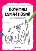 Boyamalı Esma-i Hüsna-Allah'ın Güzel İsimleri