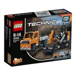 Lego-Technic Roadwork Crew 42060