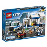 Lego-City Mobile Command Center 60139