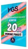 YGS Kimya 20'li Deneme Paketi