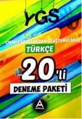 YGS Türkçe 20'li Deneme Paketi