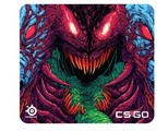 SteelSeries Qck+ Cs: Hyper Beast Edition Mpad. SSM62363