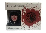 GOT Kupa 3D Logolu Siyah-Targaryen