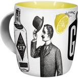 Nostalgic Art Kupa Gin Tonic Kupa 43021