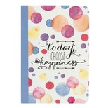 Quadernı Defter A6 Happıness