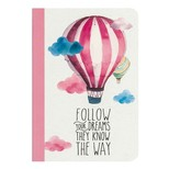 Quadernı Defter A6 Follow Your Dream