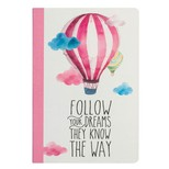 Quadernı Defter A5 Follow Your Dream