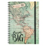 Notebook Defter A4 Map