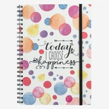 Notebook Defter A4 Happıness