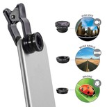 Celly Akıllı Telefon Lens Kiti CLIPANDCLICK