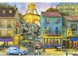 Educa-Puz.1500 Paris Streets 17122