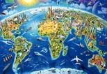 Educa-Puz.2000 World Landmarks17129