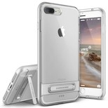 Verus iPhone 7 Plus Crystal Bumper Light Silver