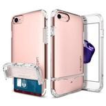 Spigen iPhone 7 Kılıf, Flip Armor Rose Gold