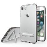 Spigen iPhone 7 Kılıf, Crystal Hybrid Gun Metal