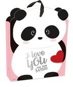 Legami Poşet-Lg M Panda K069239