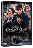 Fantastic Beasts & Where To Find Them 2 Disc Se - Fantastik Canavarlar Nelerdir, Nerede Bulunurlar?
