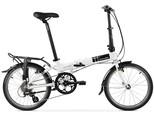 Dahon Katlanabilir Bisiklet 2017 Mariner D8 Beyaz