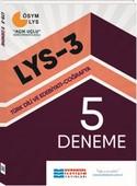 LYS-3 Türk Dili ve Edebiyatı-Coğrafya 5 Deneme