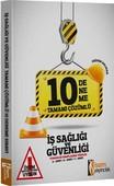 İş Sağlığı ve Güvenliği Uzmanlığı Sınavlarına Yönelik 10 Deneme Tamamı Çözümlü
