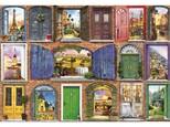 Educa-Puz.1500 Doors Of Europe17118