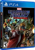 Guardians of the Galaxy - Telltale (PS4)