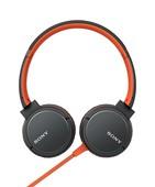 Sony MDRZX660APD.CE7 Kafaüstü Kulaklık  Turuncu