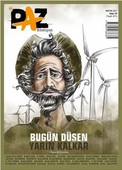 PAZ Edebiyat Dergisi Sayı 1