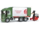Bruder-Scania R Kontynr.&Forkl.3580