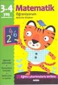 Matematik Öğreniyorum 3-4 Yaş-Aktivite Kitabım