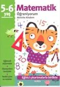 Matematik Öğreniyorum 5-6 Yaş-Aktivite Kitabım
